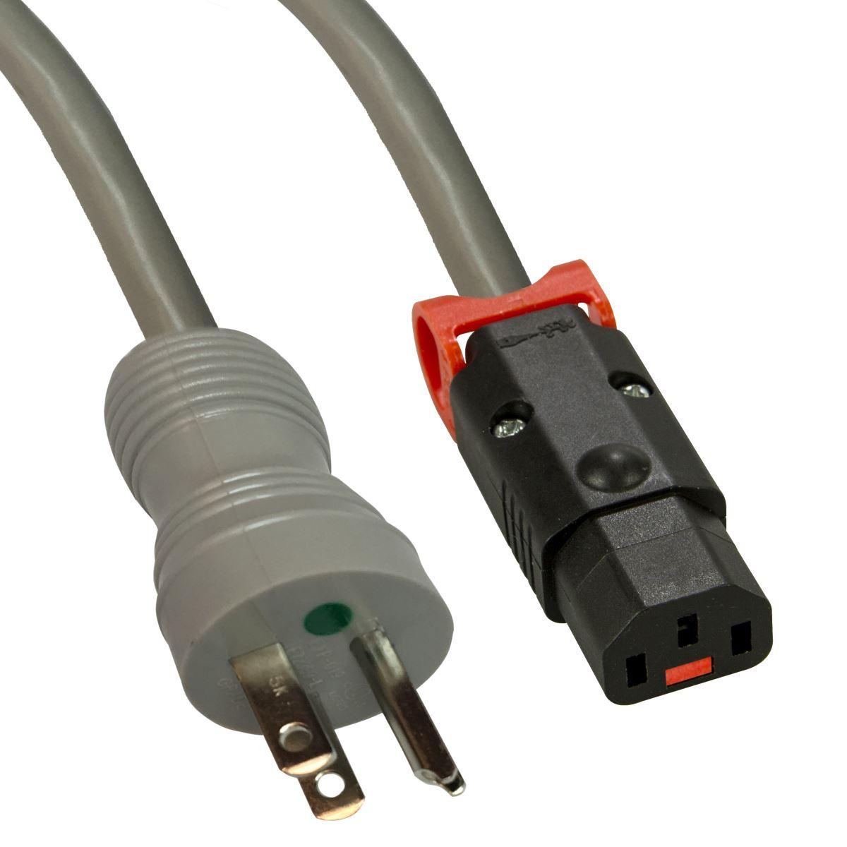 Iec Lock Rw Custom Cords Plug Wiring Hospital Grade